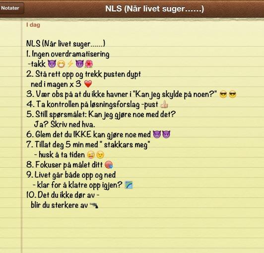 NLS liste